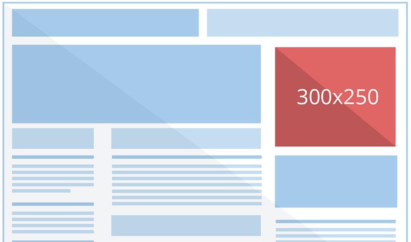 posiciones en tu web donde poner anuncios