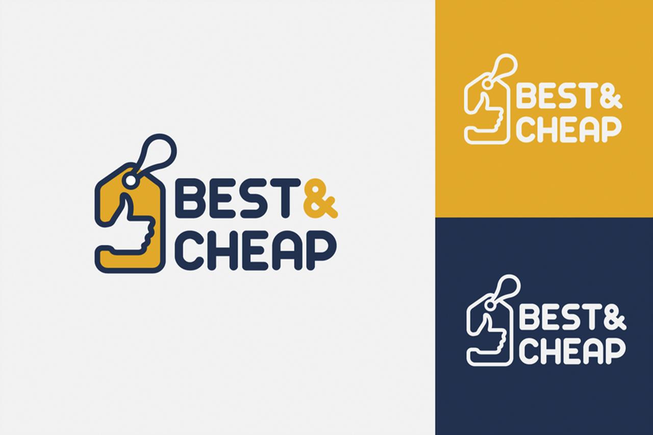 Portafolio: Logotipo BestAndCheap