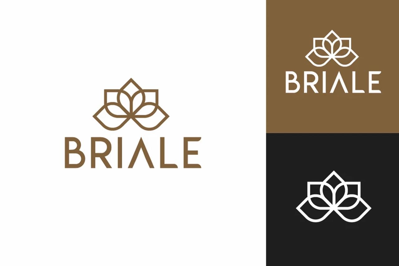 Portafolio: Logotipo Briale
