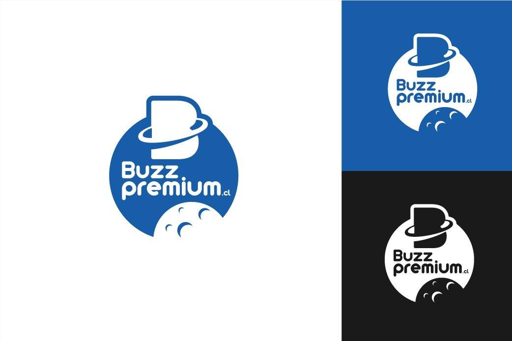 Portafolio: Logotipo Buzz Premium