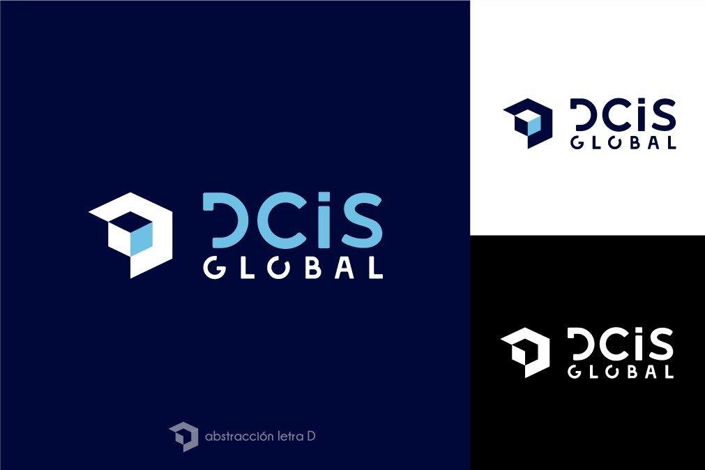 Portafolio: Logotipo DCIS Global