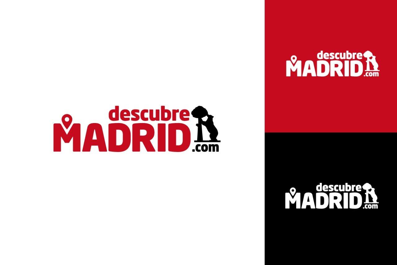 Portafolio: Logotipo Descubre Madrid