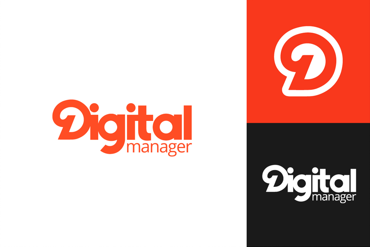 Portafolio: Logotipo Digital Manager