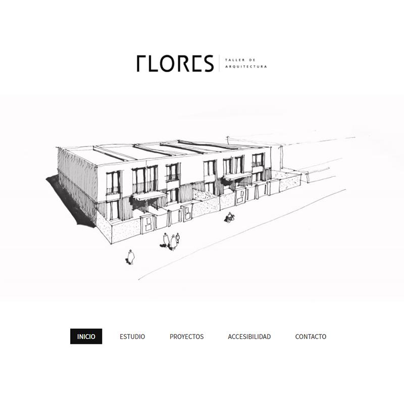 Portafolio Proyecto: Mariano Flores Arquitectura